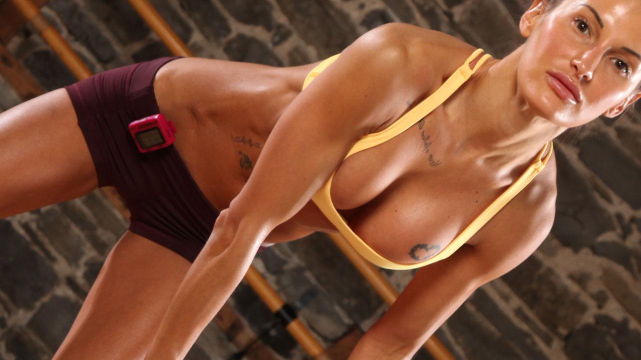 интенсивная программа тренировок для похудения