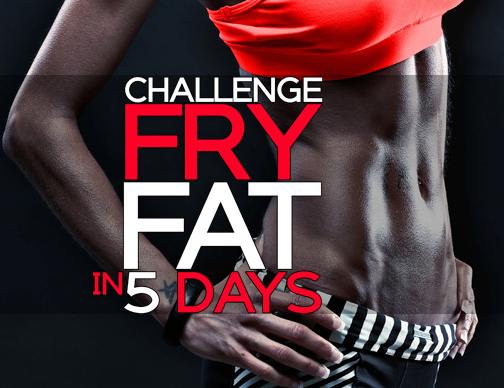 Сушка за 5 дней - 5-дневная программа тренировок
