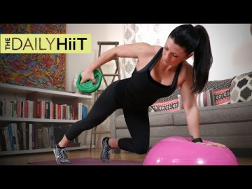 The DailyHiit Show | Week 2 - Episode 6