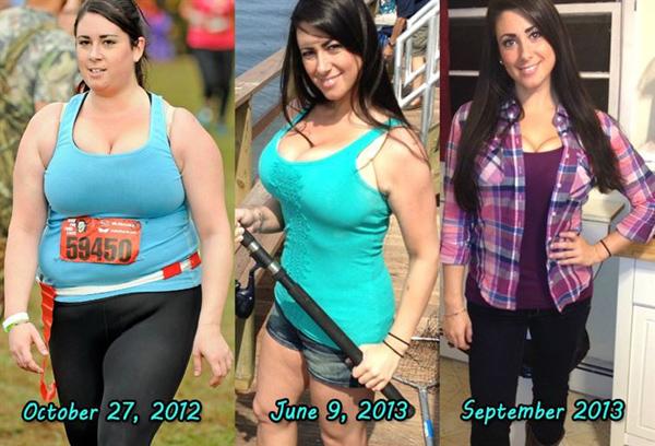 """""""До и после потери веса"""" невероятное похудение"""