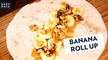 Банановый ролл