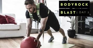 BodyRock Blast | День 2