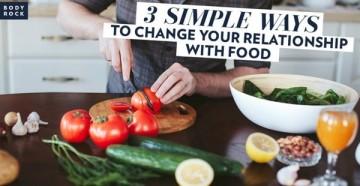 3 легких способа изменить отношение к еде